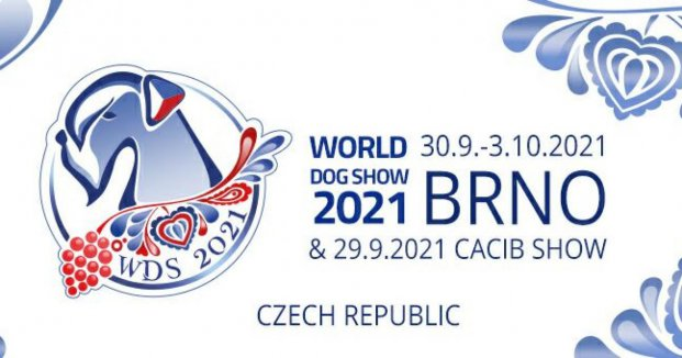 world dog show brno 2021